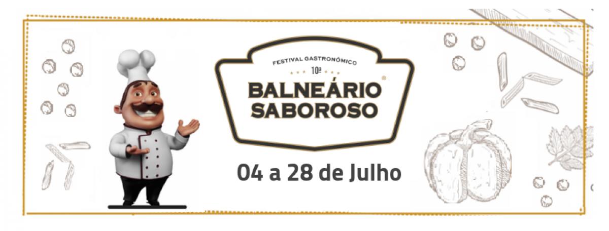 10º Balneário Saboroso