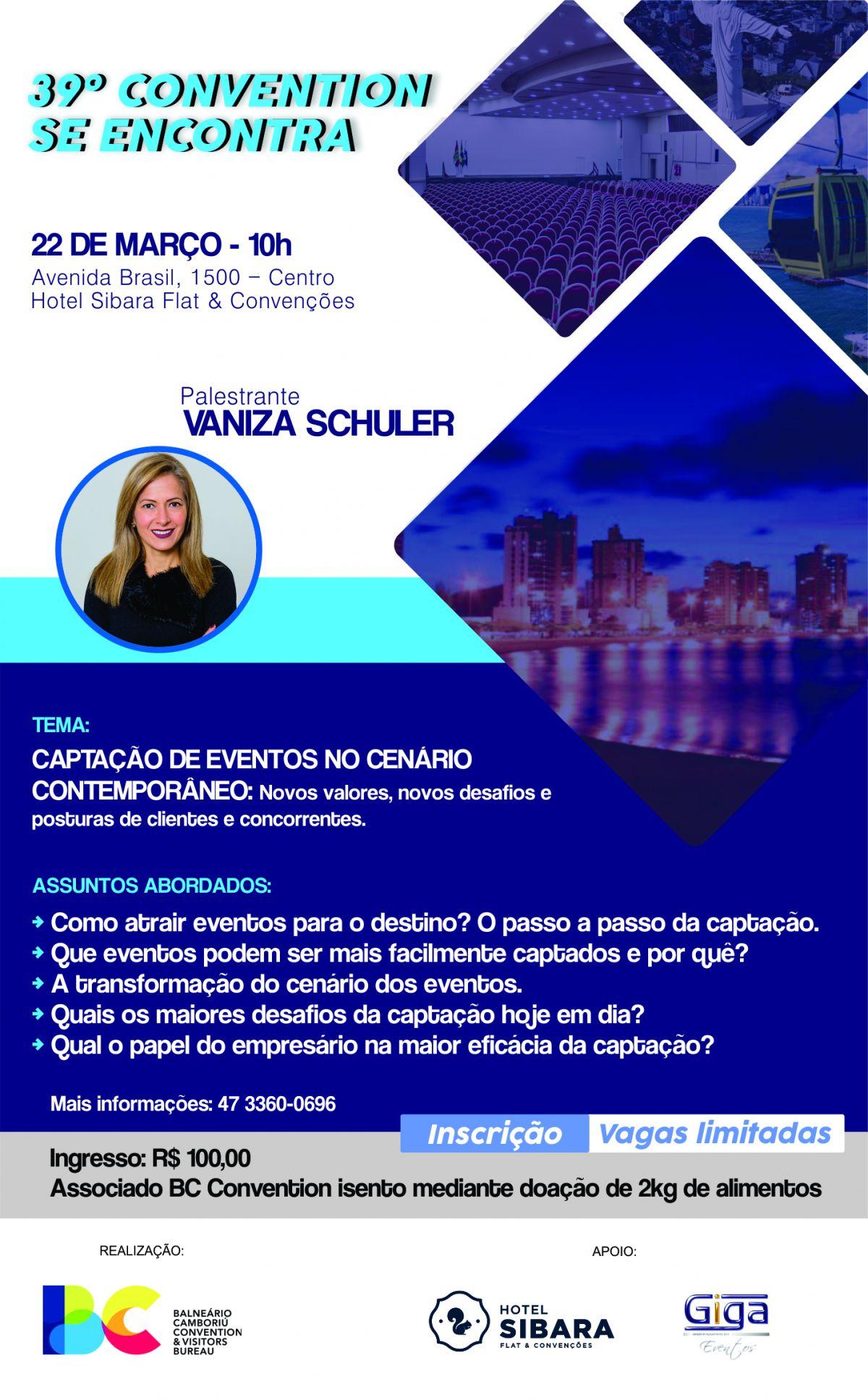 39º CONVENTION SE ENCONTRA