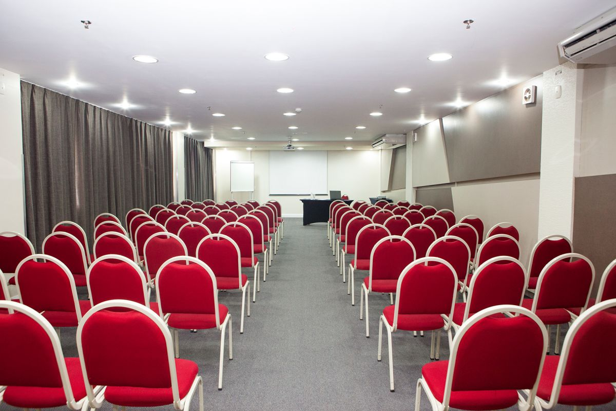 Sala Ártica - Sibara Hotel - Convenções