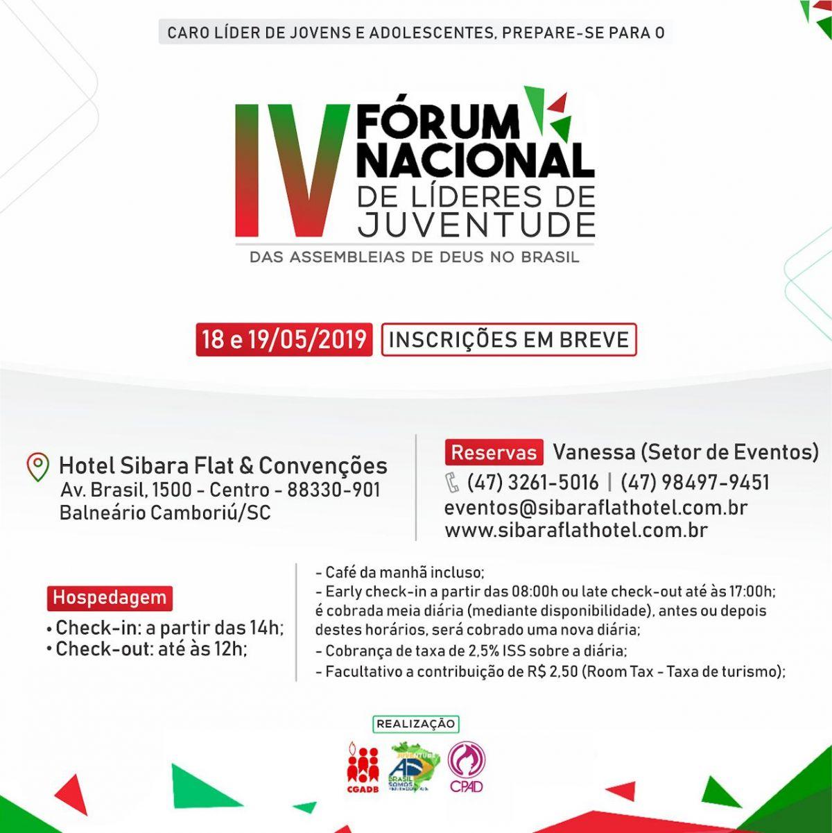 Fórum Nacional da Juventude