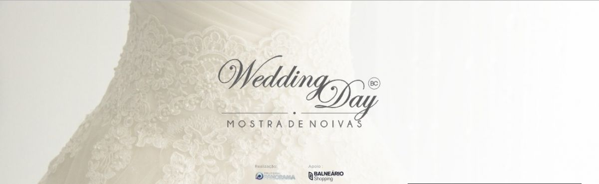 III Mostra de Noivas Wedding Day 2019