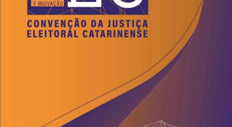 1ª Convenção da Justiça Eleitoral Catarinense