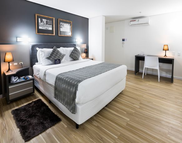 Apto Superior Single ou Casal - Sibara Hotel