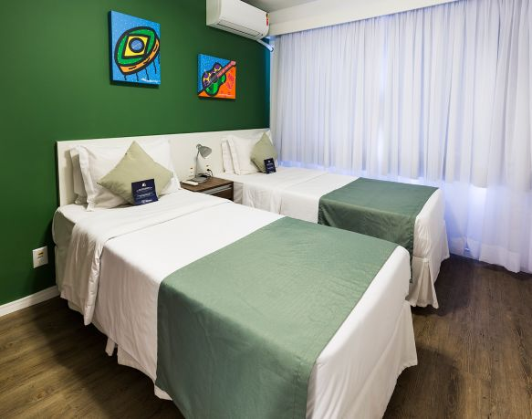 Suíte Familiar Casal + 02 - Sibara Hotel