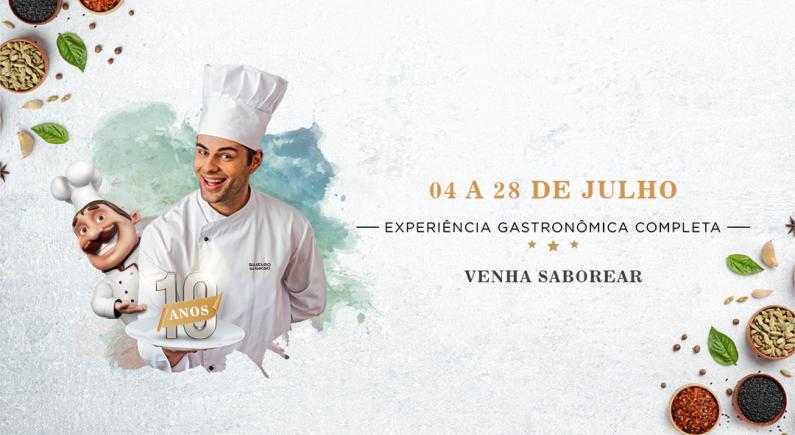 Balneário Saboroso 2019 - de 04 a 28 de julho