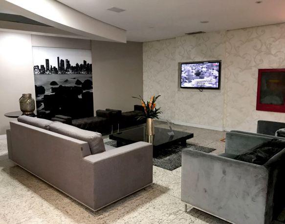 Sala de TV - Sibara Hotel