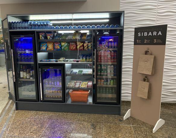 Conveniência Sibara - Sibara Hotel