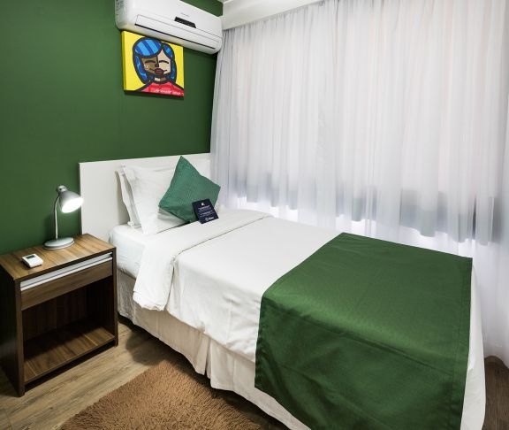 Flat Casal + 01 - Sibara Hotel