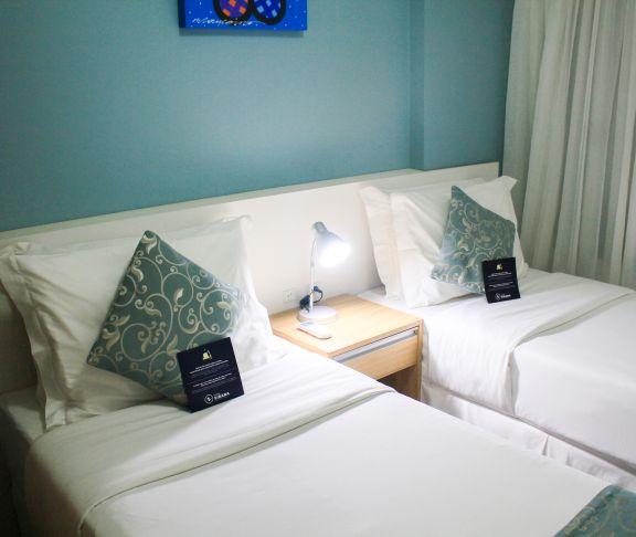 Flat Casal + 02 - Sibara Hotel