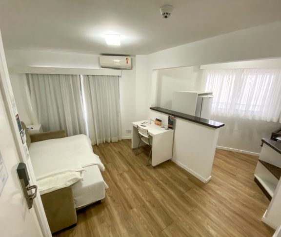 Flat Single or Double - Sibara Hotel