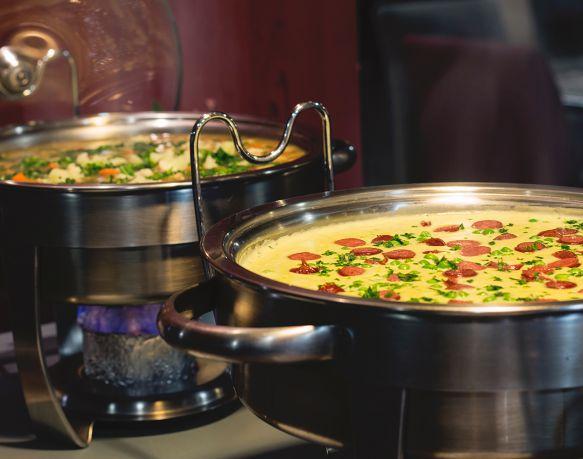 Festival de Sopas - Restaurante Hugani
