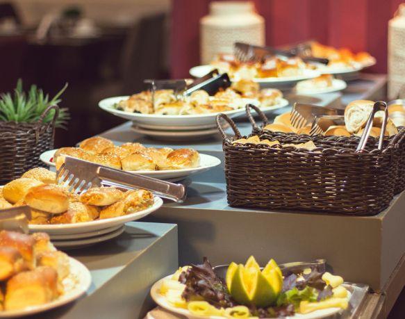 Restaurante Hugani - Café da Manhã