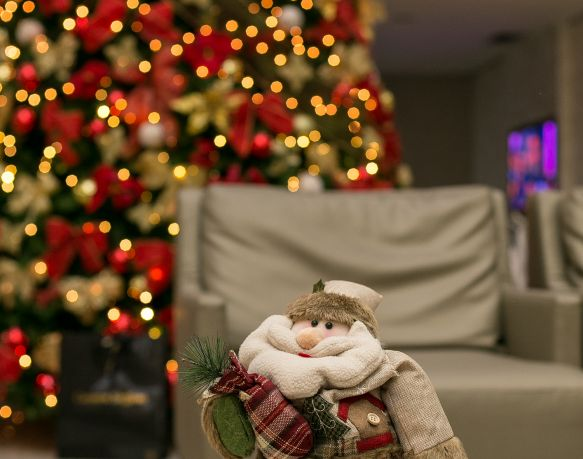 Natal 2018 - Decoração