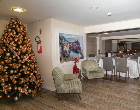 Natal 2018 - Decoração - Sibara Hotel