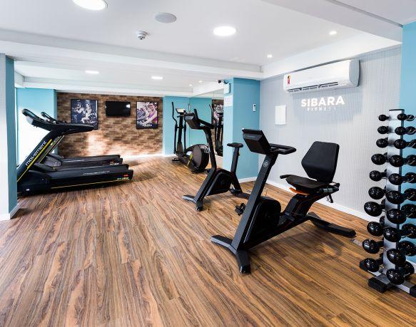 Sibara Fitness - Sibara Hotel