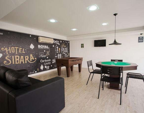 Sala de Jogos - Sibara Hotel